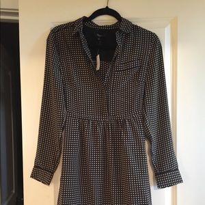 Madewell- Shirt Dress NWT Size 0